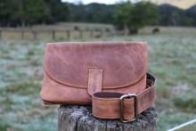 Waist Bag Hunter Leather  IN-AE-FA180